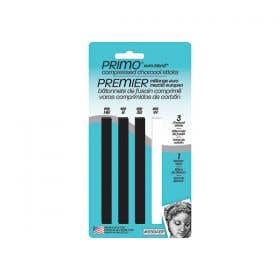 General's Primo Compressed Charcoal Set