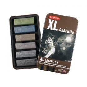 Derwent XL Graphite Tin 6