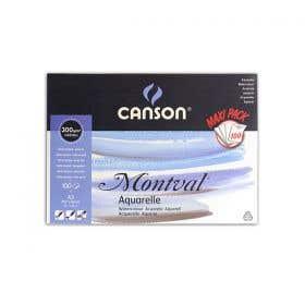Canson Montval Watercolour Mega Pads