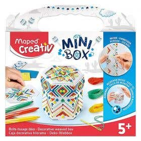 Maped Creativ Mini Weaving Box
