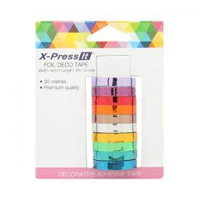 X-Press It Foil Deco Tape Pack
