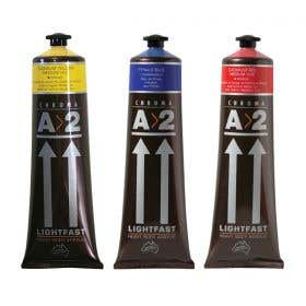 A>2 Art Students Acrylic Paints 120ml