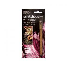 Ampersand Museum Series Scratchbord Wire Brush