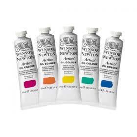 Winsor & Newton Artists' Oil Paints 37ml