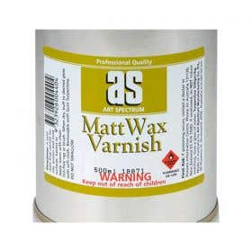 Art Spectrum Matt Wax Varnishes