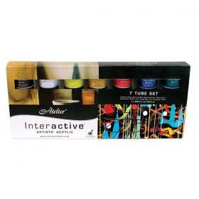 Atelier Interactive Artists' Acrylic Basic Set