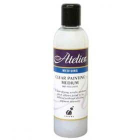 Atelier Clear Painting Medium