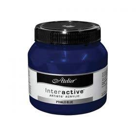 Atelier Interactive Artists' Acrylic Paints 1 Litre