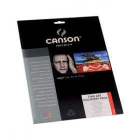 Canson Infinity Fine Art Photo Discovery Pack