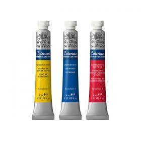 Winsor & Newton Cotman Watercolour Paints 8ml