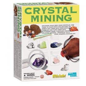 Crystal Mining Kit