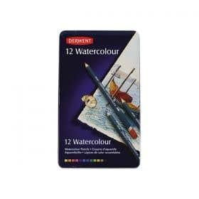 Derwent Water Colour Pencil Tin Sets