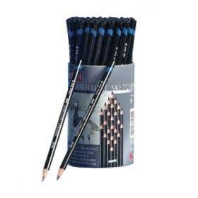 Derwent Watersoluble Graphite Pencils