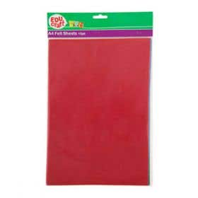 EDUcraft Felt Sheets
