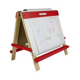 EDUcraft Childrens Table Top Easel
