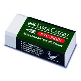 Faber-Castell PVC Free Erasers