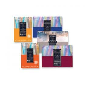 Fabriano Studio Watercolour Pads