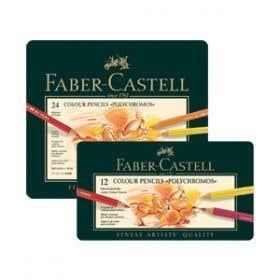 Faber-Castell Polychromos Colour Pencil Tins