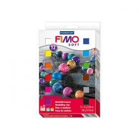 STAEDTLER FIMO Soft Modelling Clay Value Pack