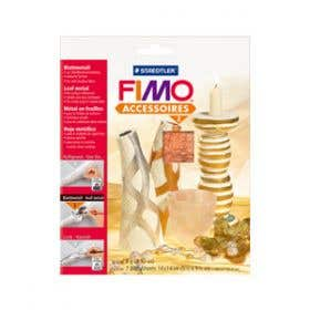 STAEDTLER FIMO Metal Leaf Packs