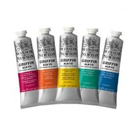 Winsor & Newton Griffin Alkyd Oil Paints 37ml