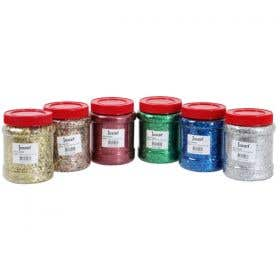 Jasart Glitter Jars