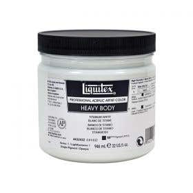 Liquitex Professional Heavy Body Acrylic Paints 946ml