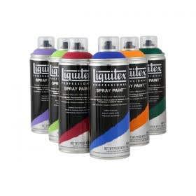 Liquitex Professional Spray Paints 400ml