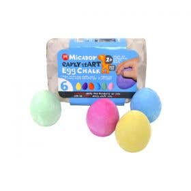 Micador Early Start Egg Chalk Pack