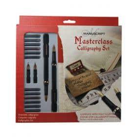 Manuscript Masterclass Set