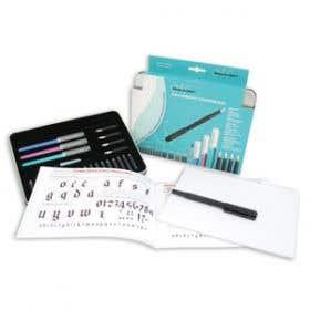 Manuscript Compendium Calligraphy Set
