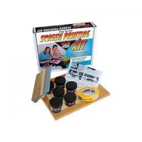 Permaset Aqua Screen Printing Kit