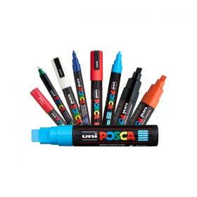 Posca Markers Bold (PC-7M)