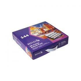 Reeves Oil Paint Classroom Pack