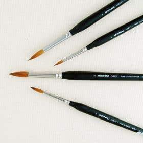 Roymac Purity Sable Round Brushes
