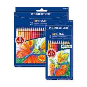 STAEDTLER Noris Club Water Colour Pencil Sets