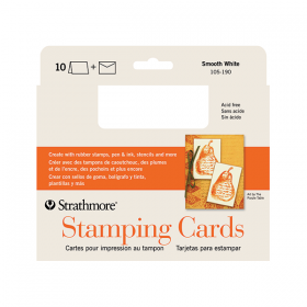 Strathmore Stamping Cards & Envelopes Packs