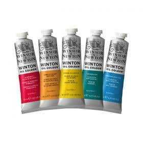 Winsor & Newton Winton Oil Paints 37ml