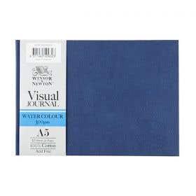Winsor & Newton Hard Bound Watercolour Visual Journals