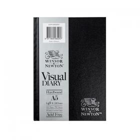 Winsor & Newton Hard Bound Visual Diaries