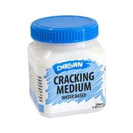 Derivan Cracking Medium Waterbased
