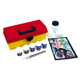 Derivan Face Paint Tool Kit