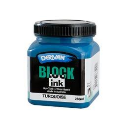 Derivan Blockprinting Inks 250ml