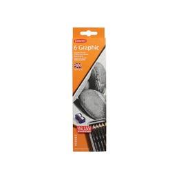 Derwent Graphic Pencil Tin 6