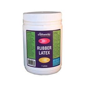 Rubber Latex 1 Litre