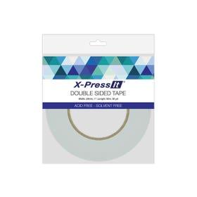 X-Press It Double-Sided Tape Rolls 12mm x 50m
