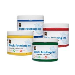 EC Block Printing Inks 250ml