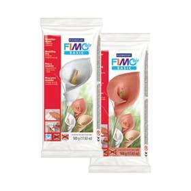 STAEDTLER FIMOair Basic Modelling Clays Flesh 1kg