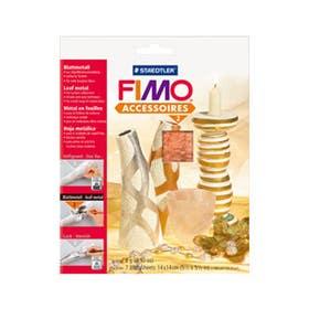 STAEDTLER FIMO Metal Leaf Pack 10 Copper