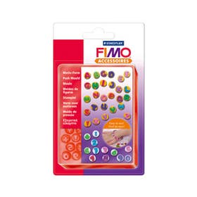 STAEDTLER FIMO Push Moulds ABC 123